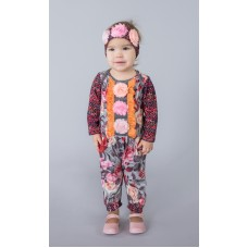 Evelyn girls' body E1204