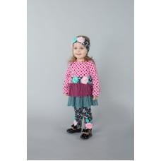 Roki&Zoi girls' clothing set RZ606