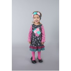 Roki&Zoi girls' dress RZ607