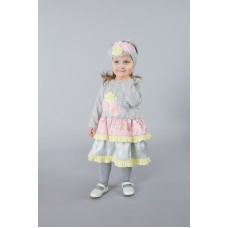 Roki&Zoi girls' dress RZ612