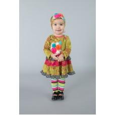 Roki&Zoi girls' clothing set RZ618