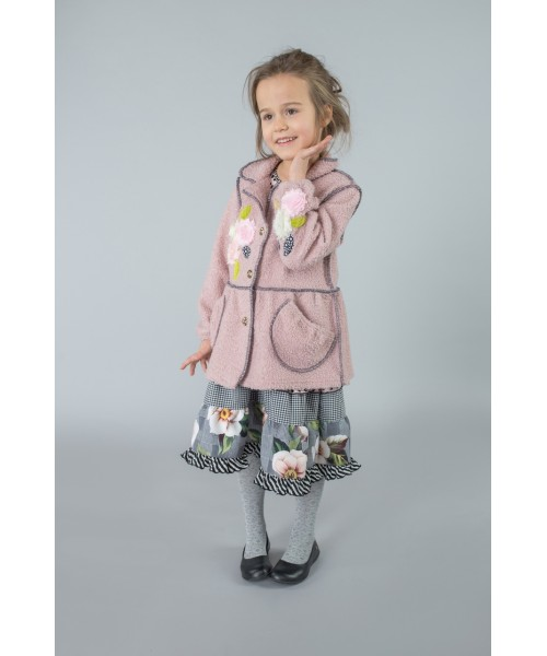 Angel Face girls' coat A1205