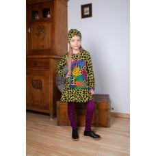 Amazon girls' clothing set A1601