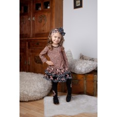 Black Forest girls' clothing set B1601