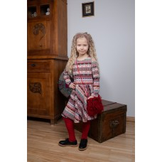 Daintree girls' dress D1604