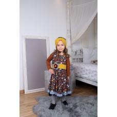 Galloway girls' dress G1603
