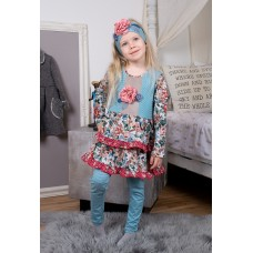 Hallerbos girls' clothing set H1601