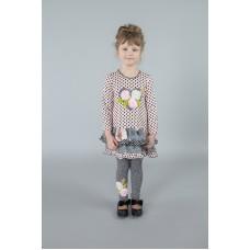 Angel Face girls' clothing set A1201