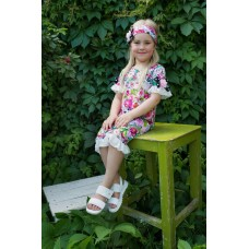 Girls' dress F1304