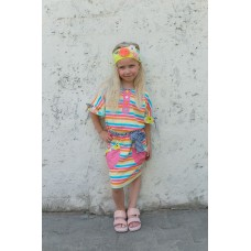 Girls 'dress L1302
