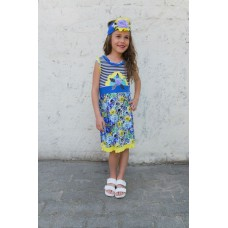 Girls' dress S1303