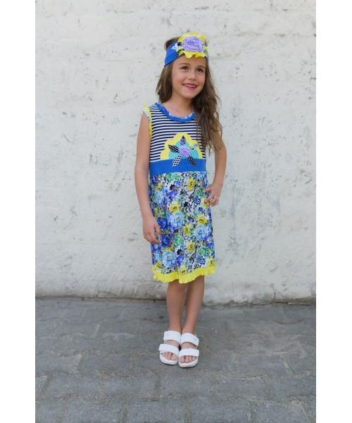 Girls' dress S1303