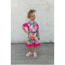Girls' dress Z1303