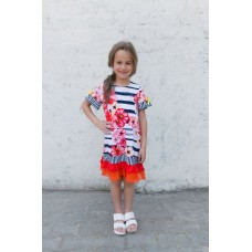 Girls' dress Z1308
