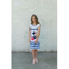 Girls' dress Z1309