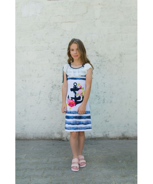 Girls' dress Z1309