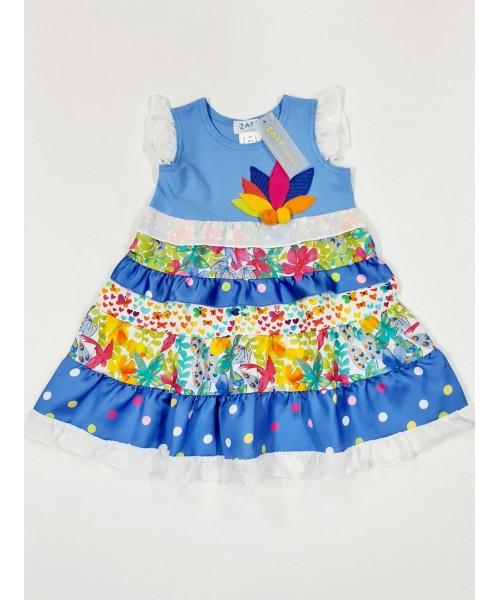 Keukenhot Dress K1503