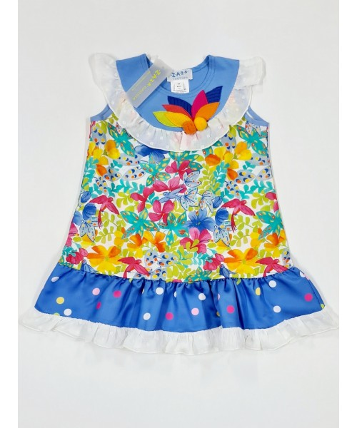 Keukenhot Dress K1504