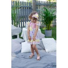Roki&Zoi girls' dress RZ1502