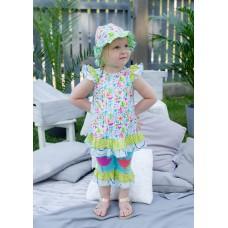 Roki&Zoi girls' clothing set RZ1505