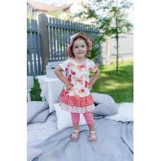 Roki&Zoi girls' clothing set RZ1509