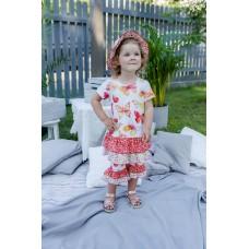 Roki&Zoi girls' clothing set RZ1510