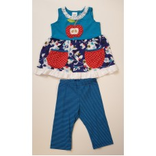 Roki&Zoi girls' clothing set RZ445X