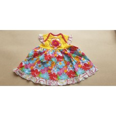 Roki&Zoi girls' dress ZR107