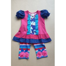 Roki&Zoi girls' clothing set RZ295