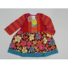 Roki&Zoi girls' dress RZ415