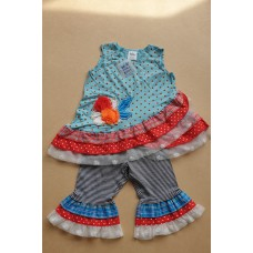 Roki&Zoi girls' clothing set RZ440
