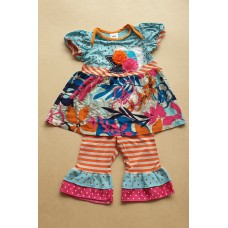 Roki&Zoi girls' clothing set RZ450