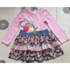 Roki&Zoi girls' dress RZ480X