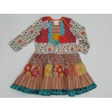 Roki&Zoi girls' dress RZ487