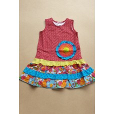 Zaza Couture girls' dress S702