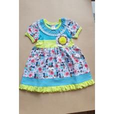 Victoria girls' dress V703