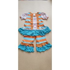 Roki&Zoi girls' clothing set ZR175