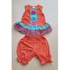 Roki&Zoi girls' clothing set ZR198