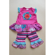 Roki&Zoi girls' clothing set ZR206