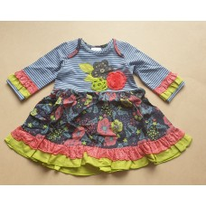 Roki&Zoi girls' dress ZR348X