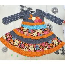 Zaza girls' dress Z1001