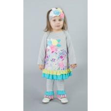 Roki&Zoi girls' clothing set RZ609