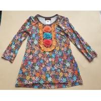 Beverly girls' clothing set B1001