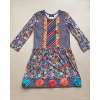 Beverly girls' dress B1003