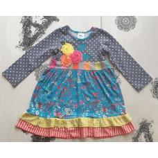 Roki&Zoi girls' dress RZ475