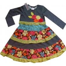 Zaza girls' dress Z1002