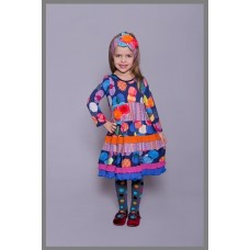 Chloe girls' dress C1003