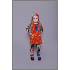Dorothy girls' clothing set D1001