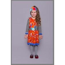 Dorothy girls' dress D1002