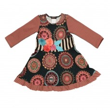 Angel Cake girls' dress A802
